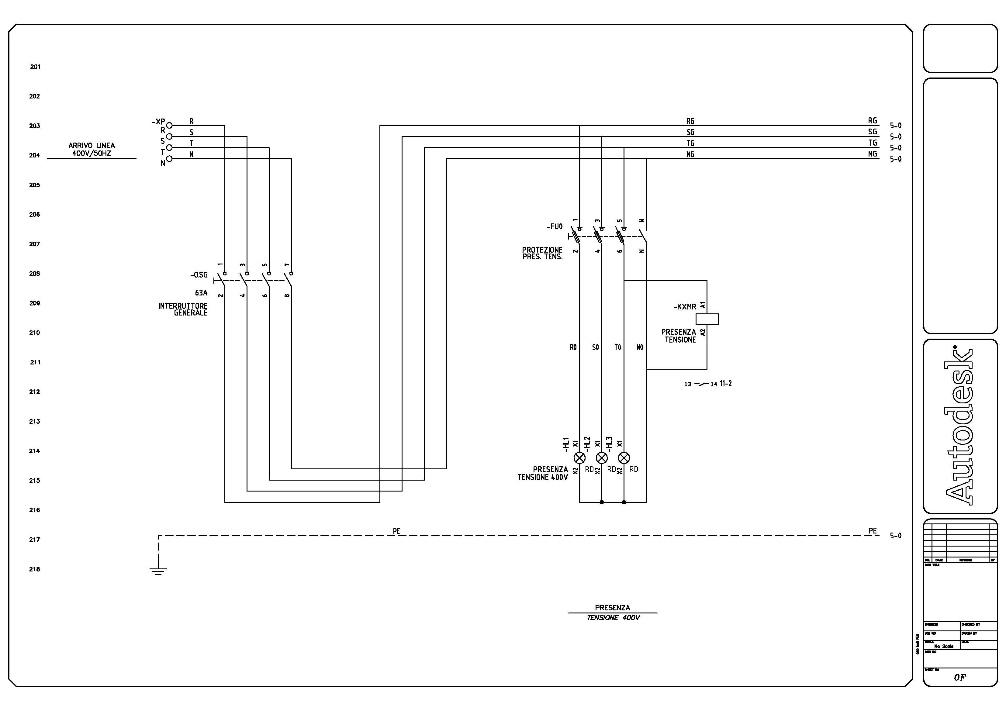 Schemi Elettrici Quadri : Edrawing u consulenza sviluppo e stesura di schemi elettrici