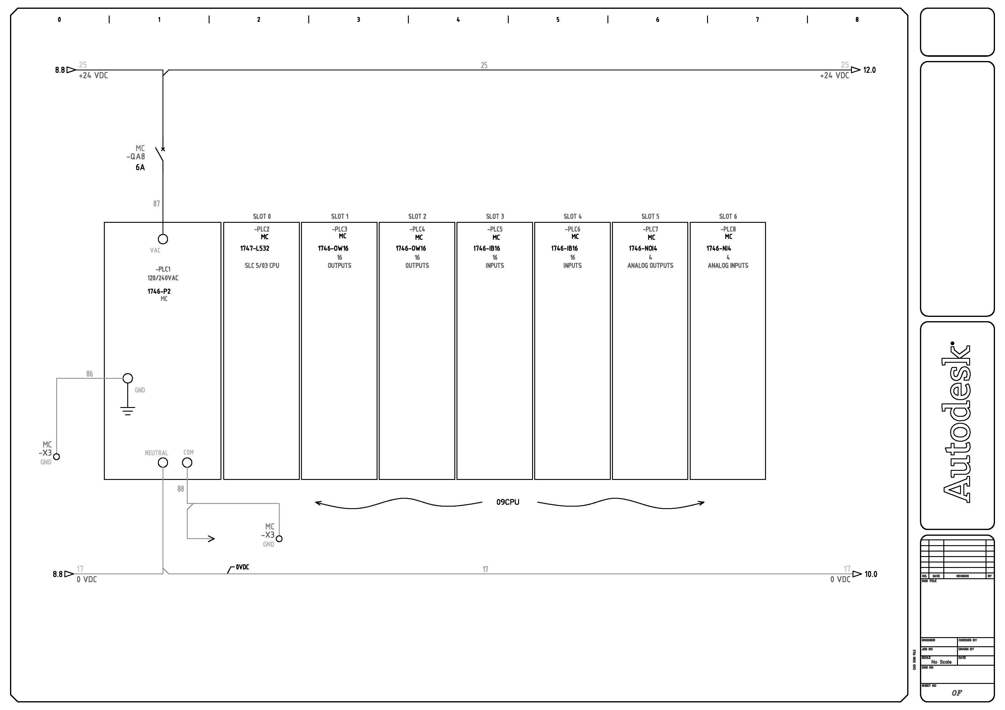 Schemi Elettrici Per Impianti Industriali : Edrawing consulenza sviluppo e stesura di schemi