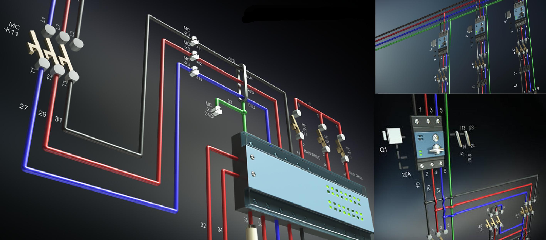 Schemi Quadri Elettrici : Edrawing.it u2013 consulenza sviluppo e stesura di schemi elettrici per